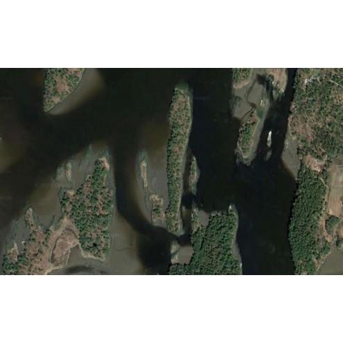 Продажа острова Bareneck Private Island USA