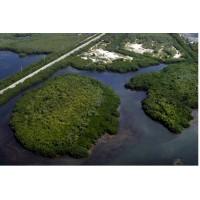 Florida Keys Private Island USA