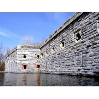 Продажа острова Fort Montgomery Private Island USA