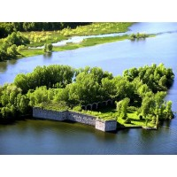 Fort Montgomery Private Island USA