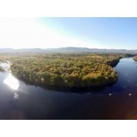 Hudson River Private Island USA