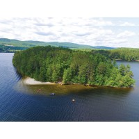 Pine Private Island USA