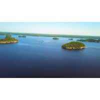 Sandpoint Lake Private Island USA