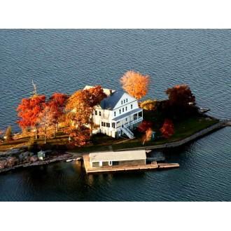 Продажа острова Watch Private Island USA