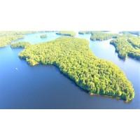 Île Québec Private Island Quebec