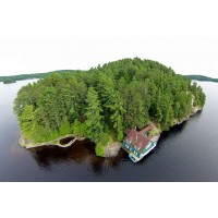 Crown Private Island Ontario
