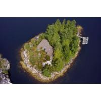 Lamb Private Island British Columbia
