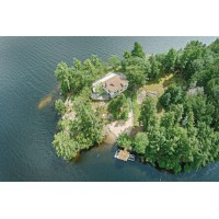 Lobreau Private Island Ontario