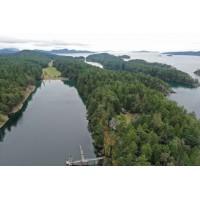 Prevost Private Island British Columbia