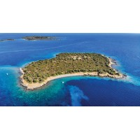 Spalathronisi Private Island Greece