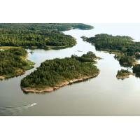 Villa Bergholmen Private Island Finland