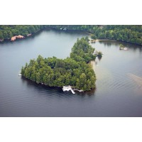 Woodmere Private Island Ontario