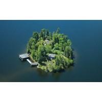 Yacht Club Private Island Ontario
