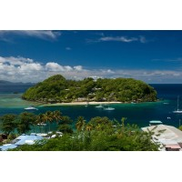Young Private Island St. Vincent and the Grenadines