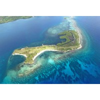 Fort Morgan Cay Private Island Honduras
