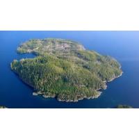 Heard Private Island British Columbia