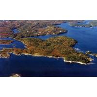 Kelly Point Private Island Nova Scotia
