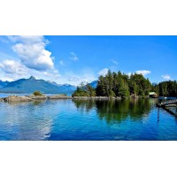 Mertz Private Island Alaska