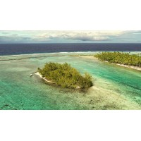 Motu Moute Lagoon Private Island French Polynesia