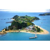Pakatoa Private Island New Zealand