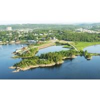 Robertsons Point Private Island New Brunswick