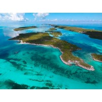 Sand Dollar Cay Private Island Bahamas