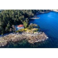 Sear Private Island British Columbia