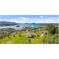 Skjerjehamn Private Island Norway