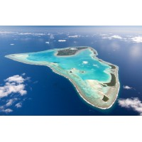 Aitutaki Lagoon Private Island Cook Islands