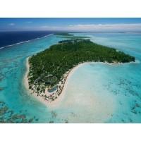 Brando Private Island Tahiti