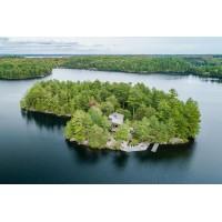 Cherry Private Island Michigan