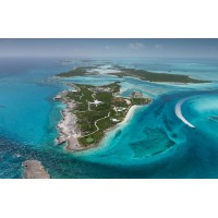 Over Yonder Cay Private Island Bahamas