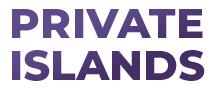 Аренда частных островов