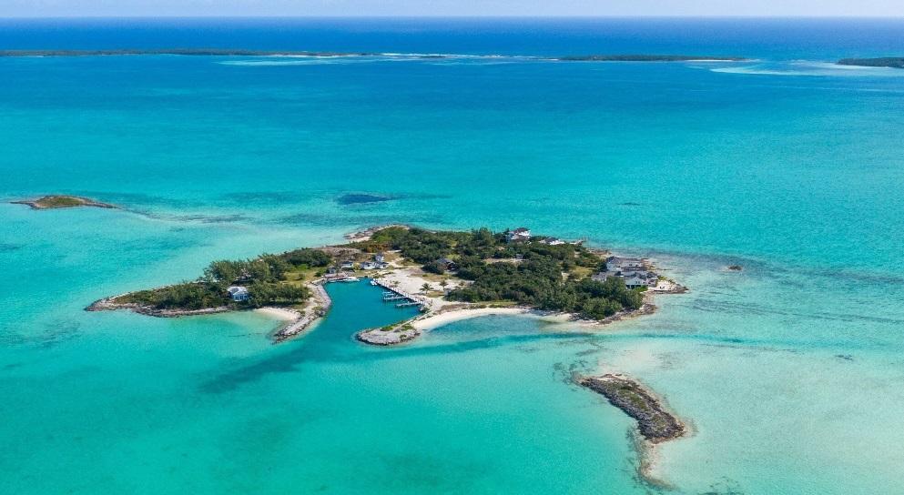 покупка частного острова