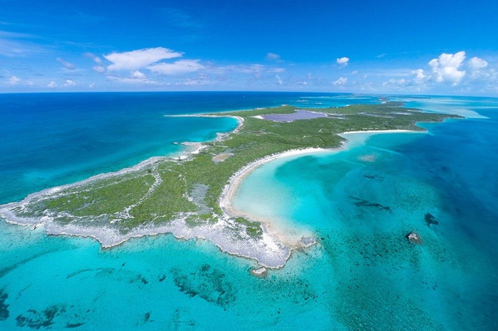 частный остров Спектабилис, Багамы