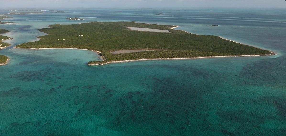частный остров Дарби, Багамы