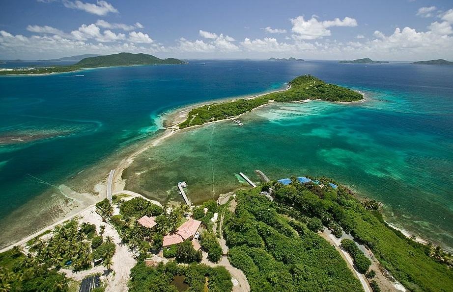 частный остров Стил-Пуэнт, Британские Виргинские Острова