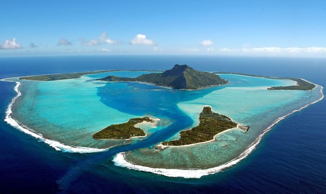 частный остров Атолл Ненго Ненго, Французская Полинезия