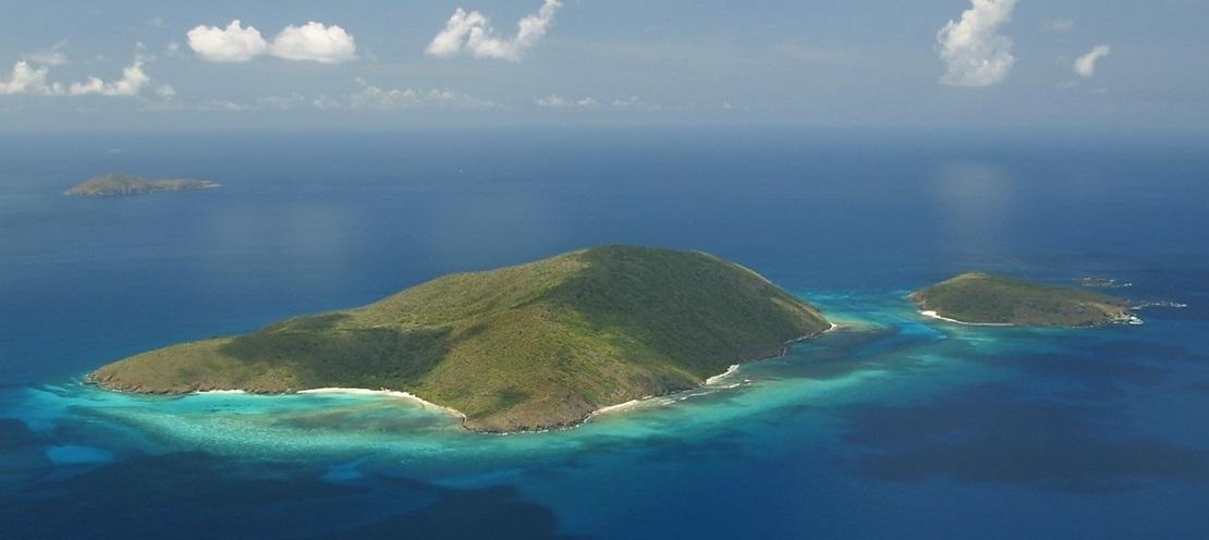 частный остров Ганса Лоллика