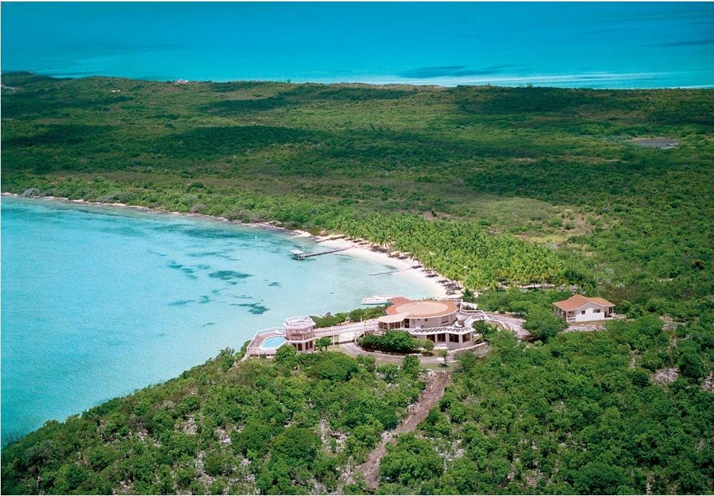 частный остров Хог Кей на Багамах