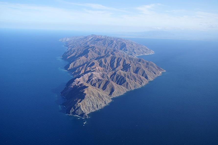 частный остров Серральво