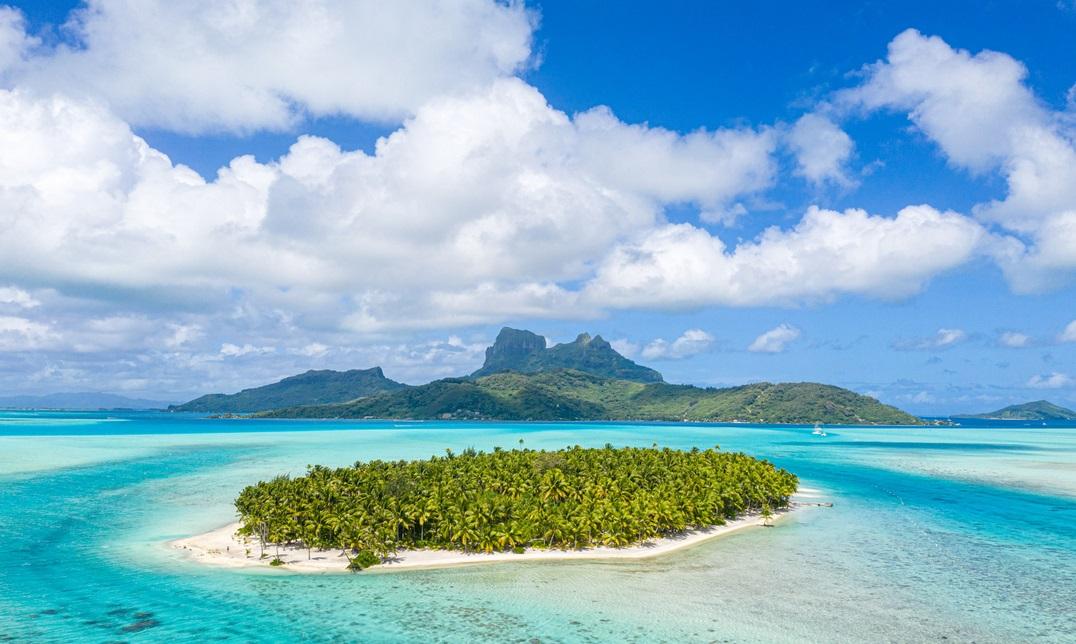 частный остров Моту Танэ